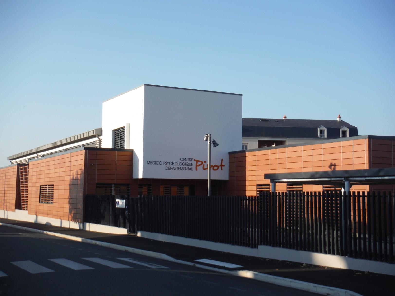 Centre médico psychologique Pivot