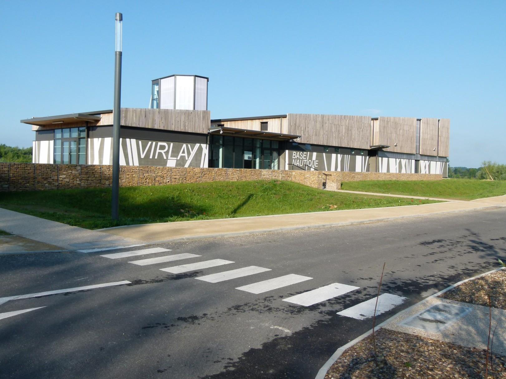 Base Nautique de Virlay